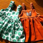 free baby dress sewing pattern
