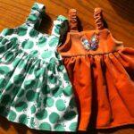 free baby dress sewing pattern