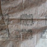How to lay sewing pattern on fabric