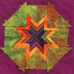 Geometric Patchwork Piece