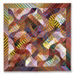 Elaborate quilt