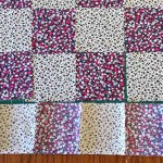 How to patchwork quilt Sew Squares