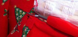 Unpicking the fabric