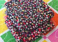 easy make burp cloths