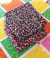 easy make burp cloths