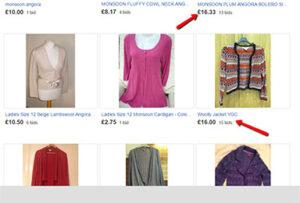 selling on ebay