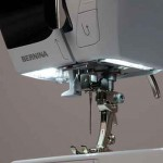 Bernina 330 LED light