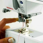 Bernina 330 automatic needle threader