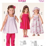 Burdastyle sewing pattern
