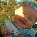 Happy Baby Lilly
